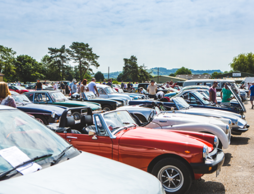 BRISTOL CLASSIC CAR SHOW SET TO BE A GRAND TOUR FOR ALL THE FAMILY!