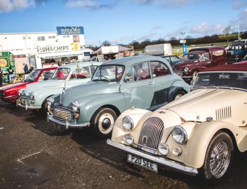 HERE ARE THE TOP FIVE REASONS TO VISIT THE FOOTMAN JAMES BRISTOL CLASSIC CAR SHOW ON JUNE 22-23, 2019…