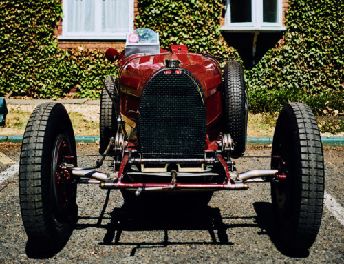 FOOTMAN JAMES TO BRING THE 1933 MONACO GRAND PRIX WINNER TO THE BRISTOL CLASSIC CAR SHOW